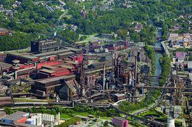 Тршинецкий металлургический завод, Фото: архив Тршинецкого металлургического завода