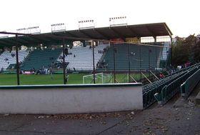 Le stade Ďolíček, photo: ŠJů, CC BY-SA 3.0 Unported