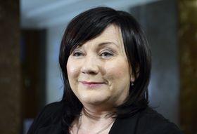 Alena Schillerová, photo: ČTK