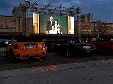 Art Parking Kino (Foto: ČTK / Roman Vondrouš)