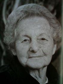 Trude Sojka, photo: archives de Gabriela Steinitz