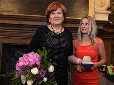 Zuzana Baudyšová a Dita Charanzová, foto: ČTK