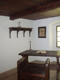 Habitación donde nació Juan Hus, foto: Kateřina Oratorová