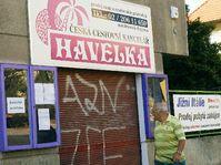 Pražská pobočka krachující cestovní kanceláře Havelka, foto: ČTK