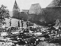 Destruction of Lidice