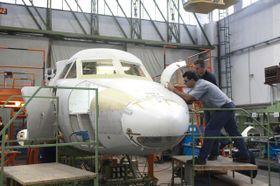 Aircraft Industries, foto: ČTK