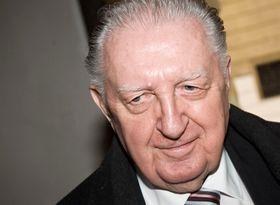 Франтишек Чуба, фото: Филип Яндоурек, Чешское радио