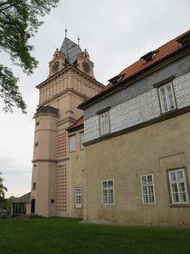 Brandýs nad Labem chateau, photo: Martina Schneibergová