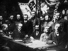 Tomáš Garrigue Masaryk en  Pittsburgh