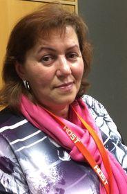 Мария Прокопюк, архивное фото: Катерина Айзпурвит, Чешское радио