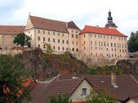 Castillo de Bechyne