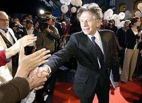 Director de cine, Roman Polanski (Foto: CTK)