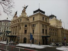 "Theater ""Divadlo na Vinohradech"" (Foto: Jekaterina Staschewska)"