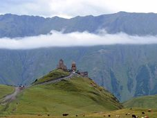 Tusheti, photo: The Czech Development Agency