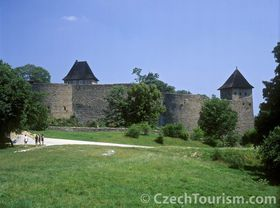Крепость Helfštýn (Фото: CzechTourism)