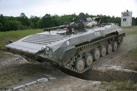 BVP-2, photo: archive of Czech Army