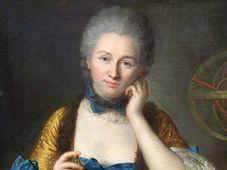 Émilie Du Châtelet, source: public domain