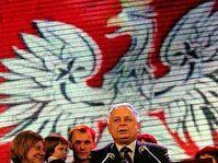 Nuevo presidente polaco, Lech Kaczynski (Foto: CTK)