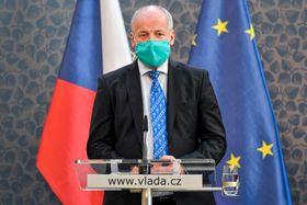 Roman Prymula, photo: ČTK / Vít Šimánek