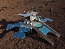 Le projet ExoMars, photo: ESA