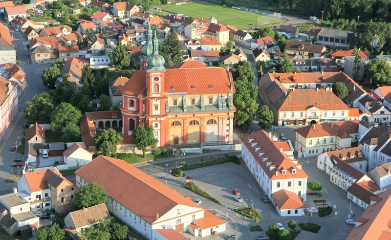 Stará Boleslav, foto: Zdeněk Fiedler, Wikimedia Commons, CC BY-SA 3.0