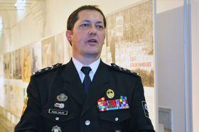 Руководитель отдела управления коллекциями Музея полиции Чешской Республики Радек Галаш (Фото: Архив Института изучения тоталитарных режимов)