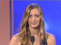 Petra Kvitová, foto: Česká televize