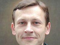 Director de Radio Praga, Miroslav Krupicka