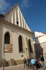Вифлеемская часовня, фото: Кристина Макова, Архив Чешского Радио - Радио Прага