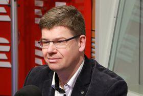 Jiří Pospíšil, photo: Kristýna Hladíková / Czech Radio