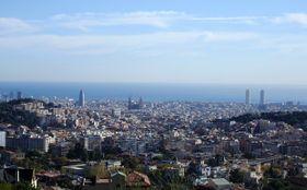 Barcelona, foto: Lavinia Marin, Free Images