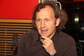 Martin Vopěnka, photo: Šárka Ševčíková, Czech Radio