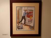 James Warhola: Uncle Andy paints Soup Can (with Company), foto: Miroslav Krupička / Český rozhlas - Radio Praha