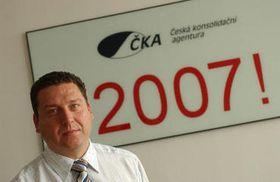 Generální ředitel ČKA Zdeněk Čáp