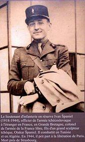 Lieutenant Ivan Spaniel