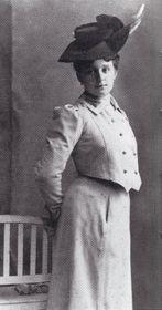 Oldra Sedlmayerová, photo: Public Domain