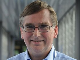 Graham Dixon, photo: archive of EBU