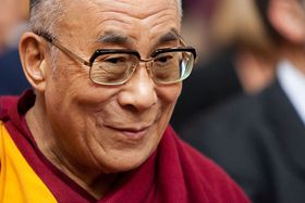 Далай-лама, Фото: Томаш Адамец, Чешское радио