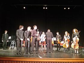 Joven Orquesta de Cuenca, foto: Enrique Molina