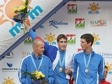 David Svoboda wird Europameister im Modernen Fünfkampf (Foto: ČTK)