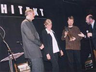 Předávání cen časopisu Architekt 2002