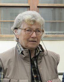 Natalja Gorbanewskaja (Foto: Kristýna Maková, Archiv des Tschechischen Rundfunks - Radio Prag)