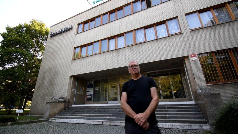 Petr Vacek, foto: Ondřej Tomšů
