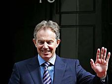 Tony Blair (Foto: CTK)