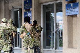 Пророссийские сепаратисты навостоке Украины (Фото: Євген Насадюк, CC BY-SA 3.0)
