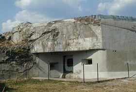 Bunker K-S 14 in Kraliky (Foto: Autorin)