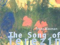 L'affiche de l'Oratorio de Terezin