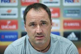 Jindřich Trpišovský, photo: CTK