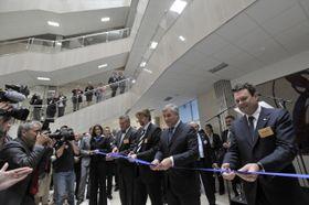 Slavnostní otevření, foto: ČTK