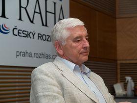 Václav Ledvinka (Foto: Jan Sklenář, Archiv des Tschechischen Rundfunks)